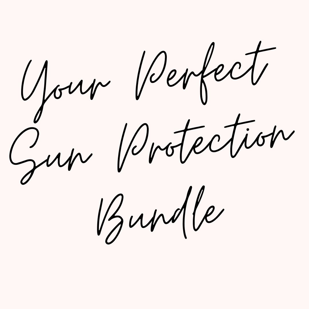 Your perfect sun protection bundle
